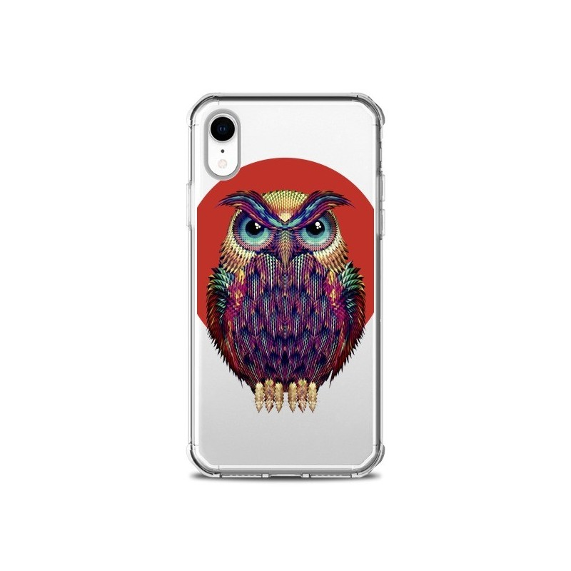 Coque iPhone XR Chouette Hibou Owl...