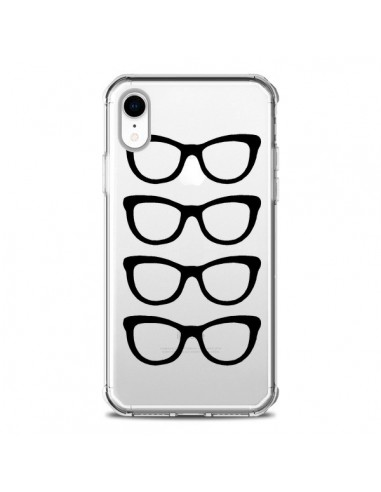Coque iPhone XR Sunglasses Lunettes...