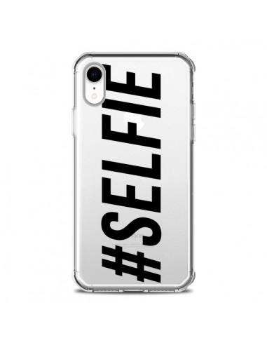 Coque iPhone XR Hashtag Selfie...