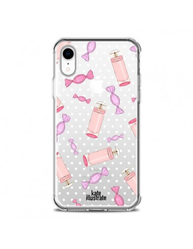 Coque iPhone XR Candy Bonbons...