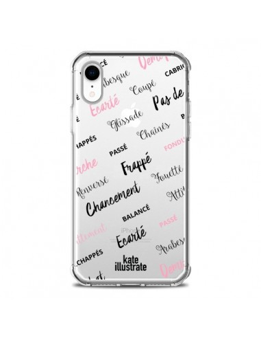 Coque iPhone XR Ballerina Ballerine...