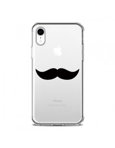 Coque iPhone XR Moustache Movember...