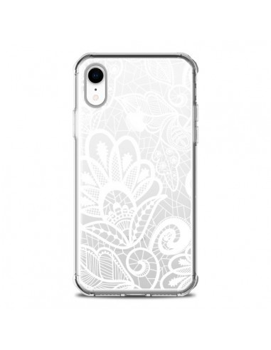coque iphone xr flower