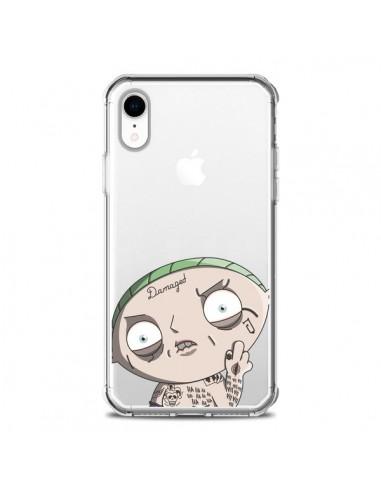 Coque iPhone XR Stewie Joker Suicide...