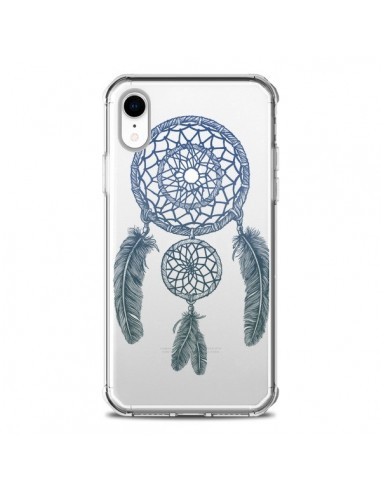 Coque iPhone XR Attrape-rêves Double...