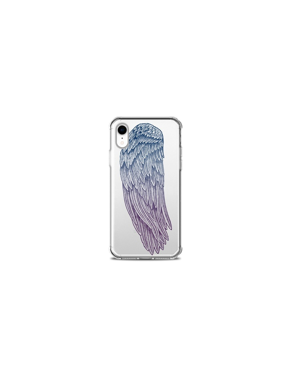 coque iphone xr ailes d ange