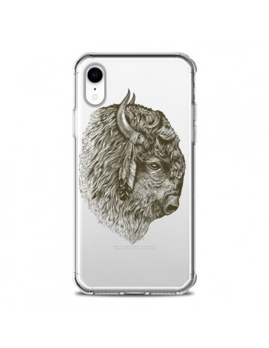 Coque iPhone XR Buffalo Bison...