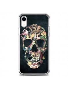 Coque iPhone XR Skull Vintage Tête de Mort - Ali Gulec
