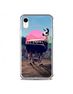 Coque iPhone XR Llama - Ali Gulec