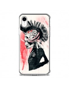 Coque iPhone XR Punk - Ali Gulec