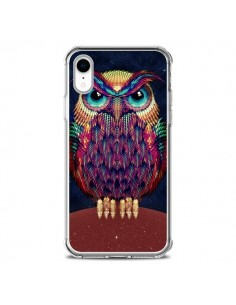 Coque iPhone XR Chouette Owl - Ali Gulec