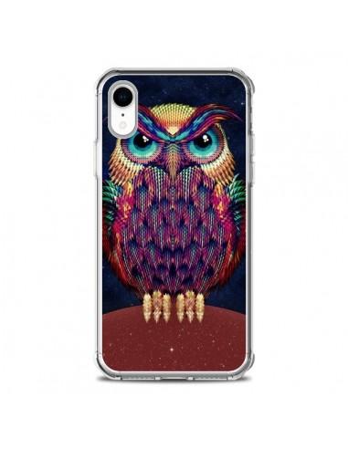 Coque iPhone XR Chouette Owl - Ali Gulec