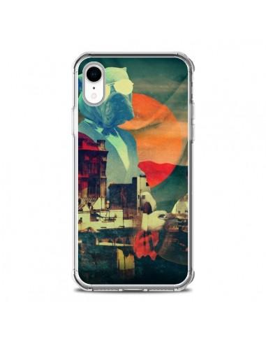 Coque iPhone XR Abracadabra Magicien Chien Lapin - Ali Gulec