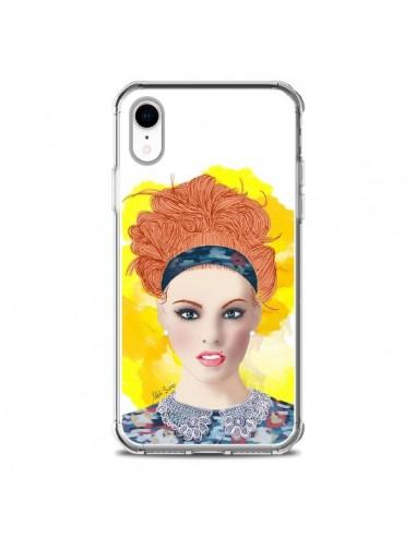 Coque iPhone XR Lady Posh - AlekSia