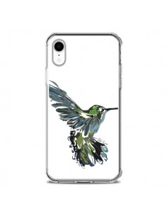 Coque iPhone XR Blue Bird - AlekSia