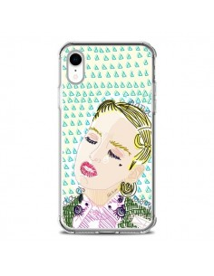 Coque iPhone XR Cry Me A River - AlekSia