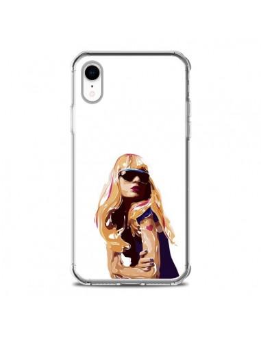 Coque iPhone XR Playa Femme - AlekSia