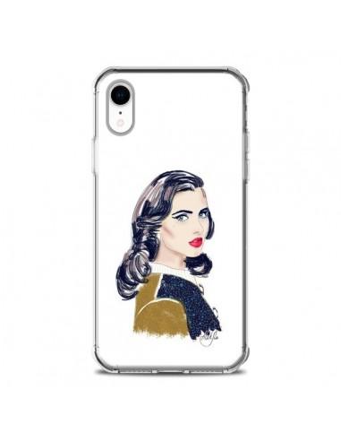 Coque iPhone XR Retro Femme - AlekSia