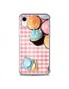 Coque iPhone XR Petit Dejeuner Cupcakes - Benoit Bargeton
