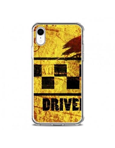 Coque iPhone XR Driver Taxi - Brozart