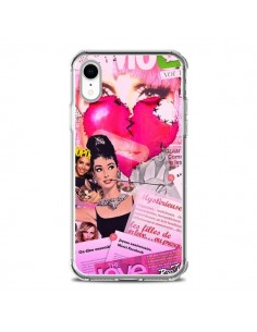 Coque iPhone XR Glamour Magazine - Brozart