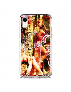 Coque iPhone XR Jessica Rabbit Betty Boop - Brozart
