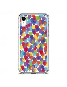 Coque iPhone XR Ballons La Haut - Enilec