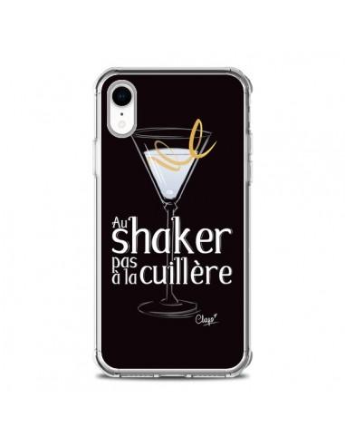 Coque iPhone XR Au shaker pas à la...