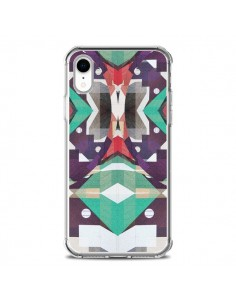 Coque iPhone XR Cisca Azteque - Danny Ivan