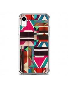 Coque iPhone XR Fel Azteque - Danny Ivan