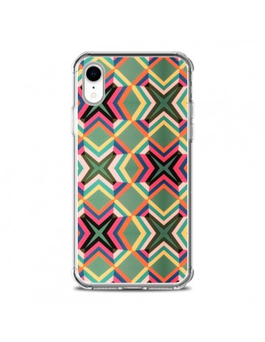 Coque iPhone XR Marka Azteque - Danny...