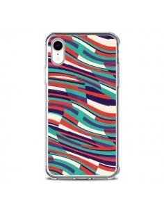 Coque iPhone XR Respect Lines Azteque - Danny Ivan