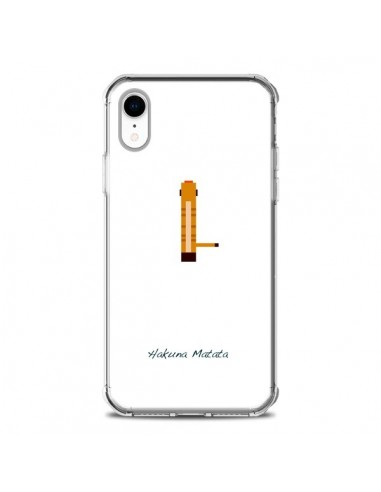 Coque iPhone XR Timon Hakuna Matata -...