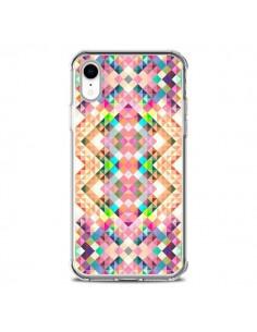 Coque iPhone XR Wild Colors Azteque - Danny Ivan