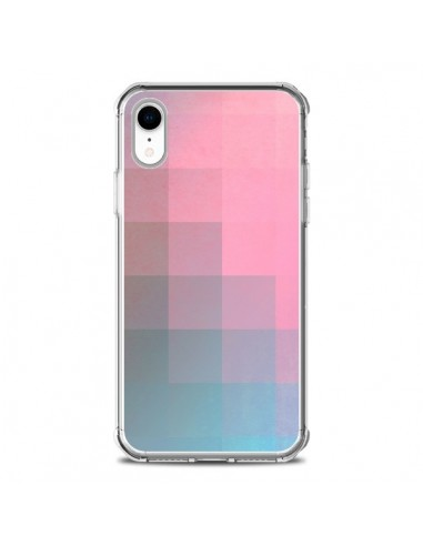 Coque iPhone XR Girly Pixel Surface -...