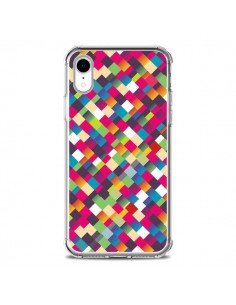 Coque iPhone XR Sweet Pattern Mosaique Azteque - Danny Ivan