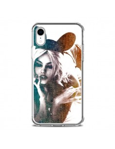 Coque iPhone XR Mickey Lady - Daniel Vasilescu