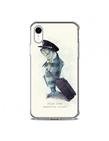 Coque iPhone XR The Pilot Fish...