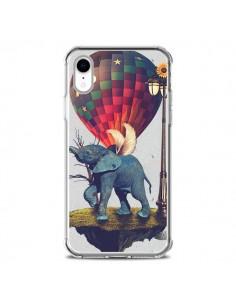 Coque iPhone XR Elephant Lfant - Eleaxart