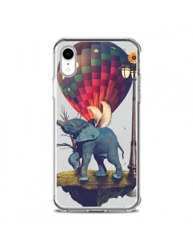 iphone xr coque elephant