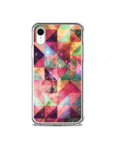 Coque iPhone XR Azteque Galaxy -...