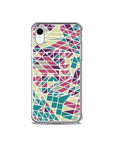 Coque iPhone XR Azteque Triangles...