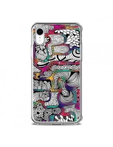 Coque iPhone XR Reflejo Reflet...
