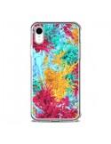 Coque iPhone XR Splashes Peintures - Eleaxart