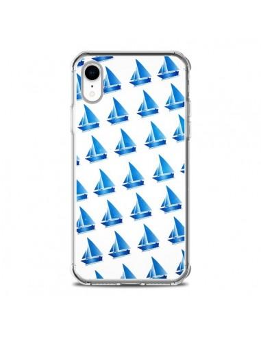 Coque iPhone XR Bateau Voilier...