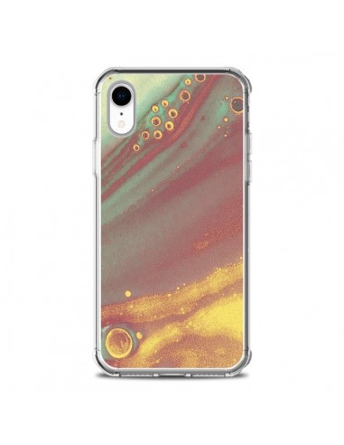 Coque iPhone XR Cold Water Galaxy -...