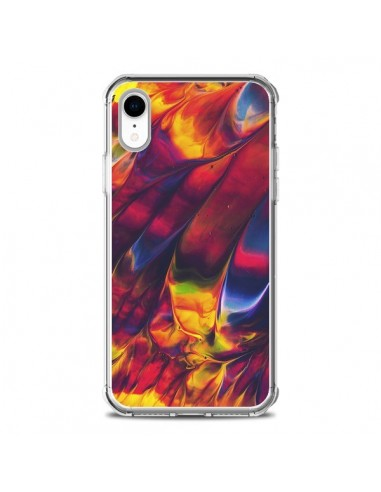 Coque iPhone XR Explosion Galaxy -...