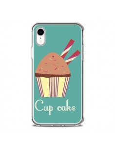 Coque iPhone XR Cupcake Chocolat - Léa Clément