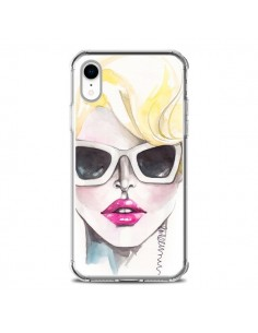 Coque iPhone XR Blonde Chic - Elisaveta Stoilova