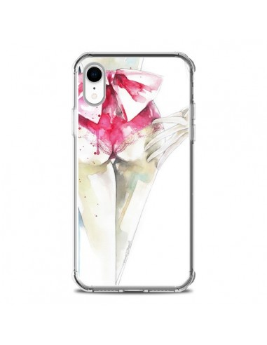 Coque iPhone XR Love is a Madness Femme - Elisaveta Stoilova